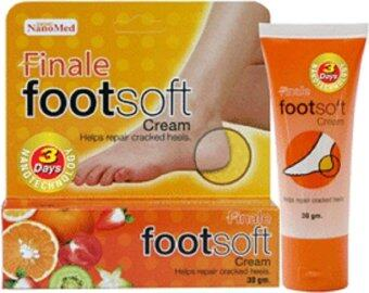Harga NanoMed Finale Foot Soft Cream 30g