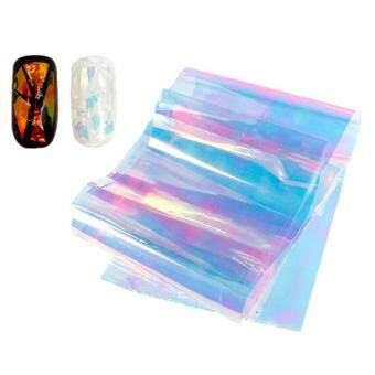 Harga Women's 3D Nail Art Stickers Shining Nails Glitter Crystal Stickers
