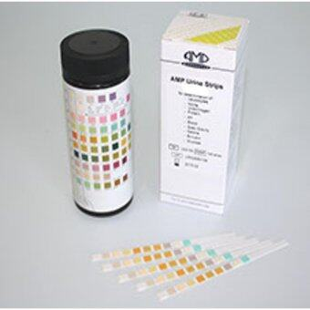 Harga AMP Urine Strips US - 10 Paramaters