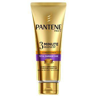 Harga Pantene Pro-V 3 Minute Miracle Conditioner Total Damage Care 180ml