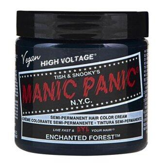 Harga [MANIC PANIC] ENCHANTED FOREST / SEMI-PERMANENT HAIR COLOR CREAM / HAIR DYE