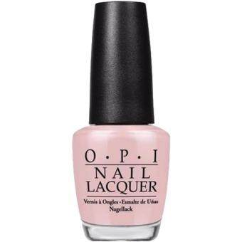 Harga OPI Nail Lacquer Polish 15ml #Put it in neutral