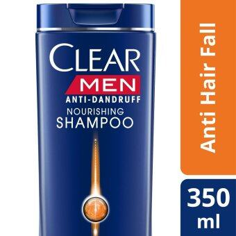 Harga Clear Men Anti Hair Fall Anti-Dandruff Shampoo 350 ml