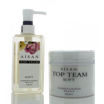 Harga Aisan Top Team Shampoo & Hair Mask Set