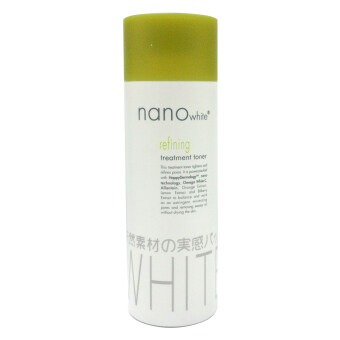 Harga Nano White Refining Treatment Toner 200ml