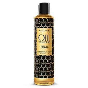 Harga Matrix Oil Wonders Micro-Oil Shampoo (300ml)