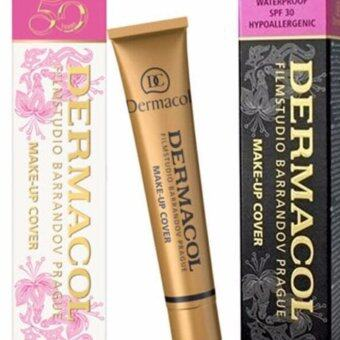 Harga Dermacol Makeup Cover Foundation