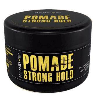 Harga Mensive POMADE Strong Hold Hair Style - 150g