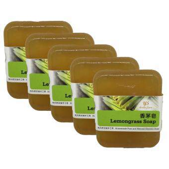 Harga Organic 100% hand Made Lemongrass Soap