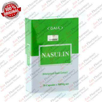 Harga Nasulin Bittergourd Seed Extract 30's (for Diabetes)