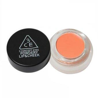 Harga 3CE Powdery Lip & Cheek (My Peach)