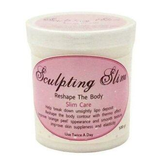 Harga Sculpting Slim Reshape The Body Slim Care Cream (500gm)