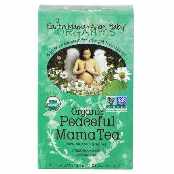 Harga Earth Mama Angel Baby Organic Peaceful Mama Tea