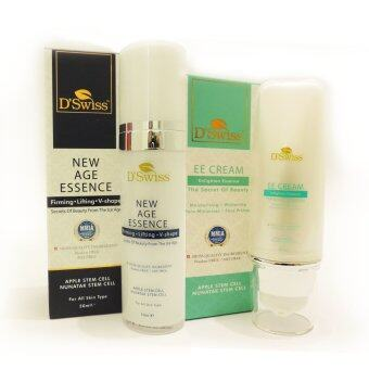 Harga D'Swiss New Age Essence & EE Cream Package