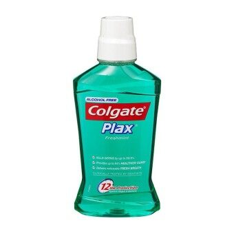 Harga Colgate Plax Fresh Mint 750ml