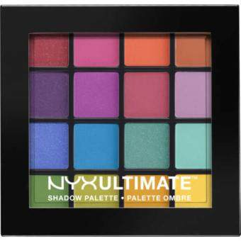 Harga NYX Ultimate Eyes Shadow Palette Brights