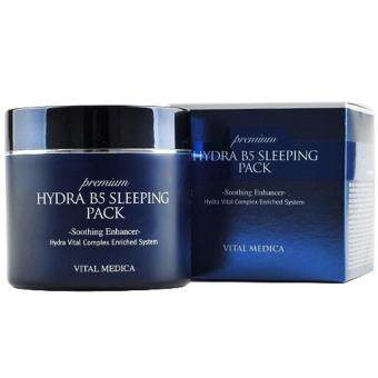 Harga A.H.C. Premium Hydra B5 Sleeping Pack (100ml)