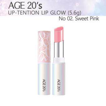 Harga [AGE20'S] UP-TENTION LIP GLOW (5.6g) No 02.Sweet Pink