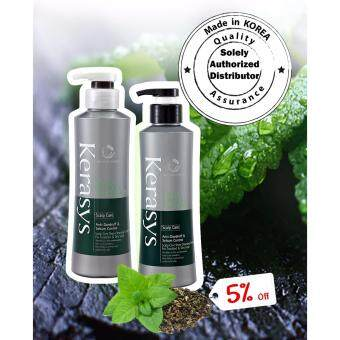 Harga Kerasys Scalp Care Deep Cleansing Set