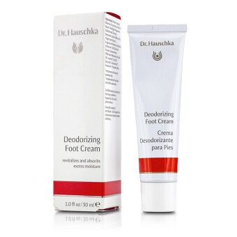 Harga Dr. Hauschka Deodorizing Foot Cream 30ml/1oz