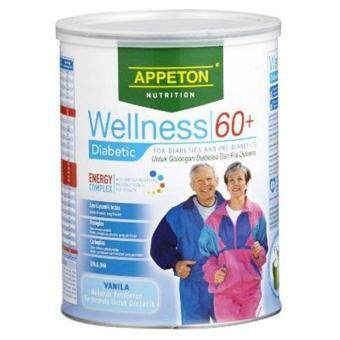 Harga APPETON WELLNESS 60+ DIABETIC 900GM