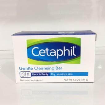 Harga CETAPHIL GENTLE CLEANSING BAR (FACE & BODY)
