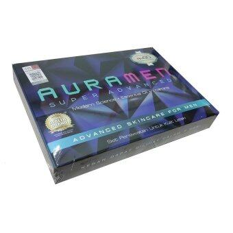 Harga Aura Men Skincare Set 4 in 1 By Auramen