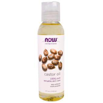 Harga Now Foods, Solutions, Castor Oil 118ml