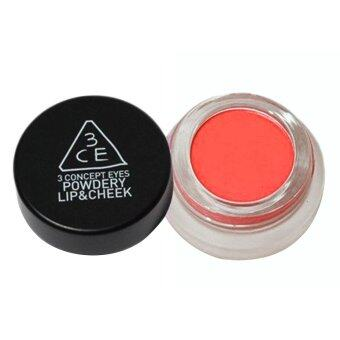 Harga 3CE Powdery Lip & Cheek (Linggo Hoho)