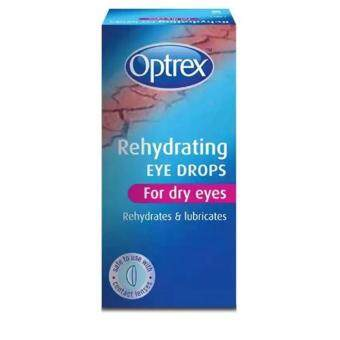 Harga OPTREX DRY EYES 10ML (REHYDRATING EYE DROPS)
