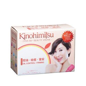 Harga KINOHIMITSU J'Pan BB + Beauty Drink 10's + 6's