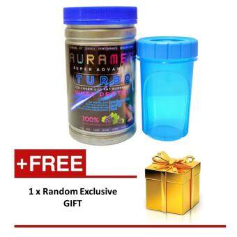 Harga AURAMEN TURBO ADVANCED Free Shaker + Extra Gift ~ Aura Men Best Price~