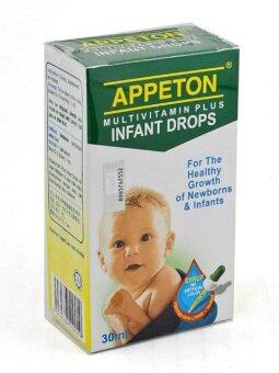Harga Appeton Multivitamin Plus Infant Drops 30ML