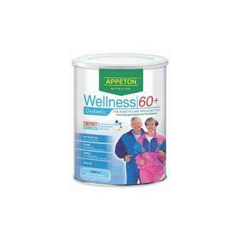 Harga APPETON WELLNESS 60+ VANILLA FLAVOUR 450GM (FOR ELDERLY)