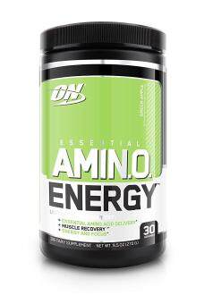 Harga Optimum Nutrition - Essential Amino Energy - 30 Servings - Green Apple