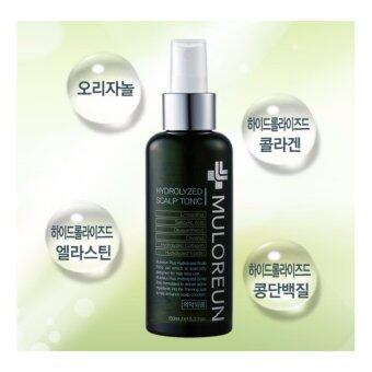Harga Muloreun Korean Best-Selling Hair Loss Prevention and Helping Hair Growth Hydrolyzed Scalp Tonic. 150 ml