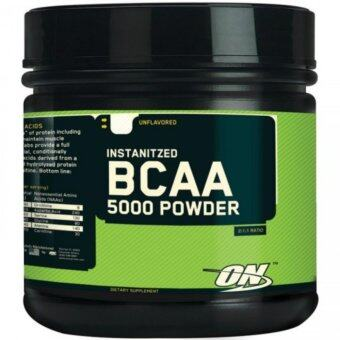 Harga Optimum Nutrition BCAA 5000 Powder 60servings (Unflavoured)
