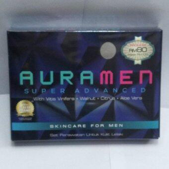 Harga AURAMEN SUPER ADVANCED SKINCARE