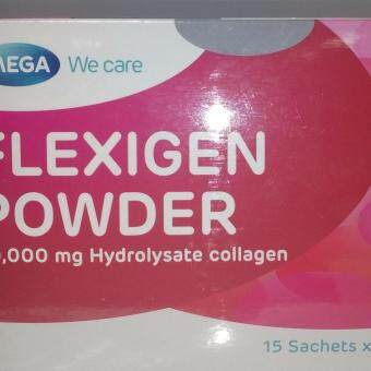 Harga Mega Flexigen Powder 15 satchets