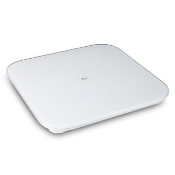 Harga Xiaomi Mi Smart Weigh Scale [Digital Display | Personal Record Recorded | Apps Support | Bluetooth | Glass Surface] (White)