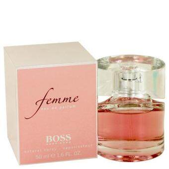 Harga Boss Femme By Hugo Boss EDP 50ml For Women