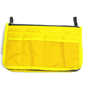 Harga Hanyu Travelling Accessories Cosmetic Bag Yellow