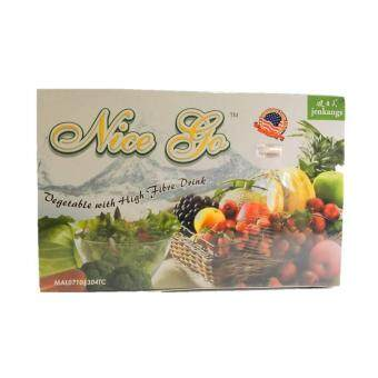 Harga JENKANGS NICE GO FIBRES 25S (Detox Body/ Relieves Constipation)
