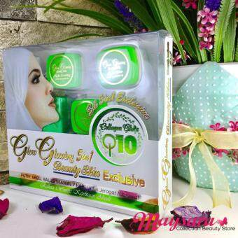Harga GLOW GLOWING New ~ Beauty Skin 5-in-1 EXCLUSIVE Skincare Set