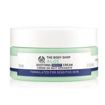 Harga The Body Shop ® Aloe Soothing Night Cream