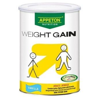 Harga APPETON WEIGHT GAIN ADULT VANILLA 900G