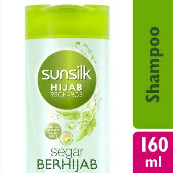 Harga Sunsilk Hijab Refresh Shampoo 160 ml