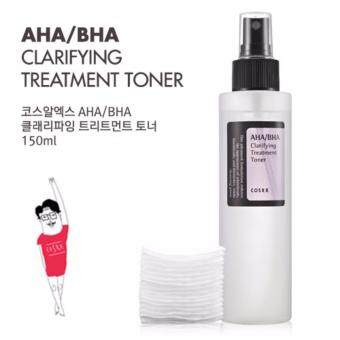 Harga Cosrx AHA/BHA Clarifying Treatment Toner 150ml