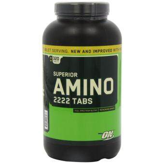 Harga SUPERIOR AMINO 2222 (160 TABLETS)