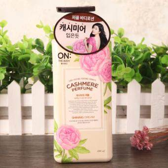 Harga ON: The Body - Perfume Cashmere Body Lotion 400ml (CM-2851) - Shining Dream